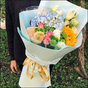 贺州八步区鲜花预定