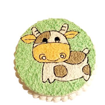 萌萌的小牛 14寸