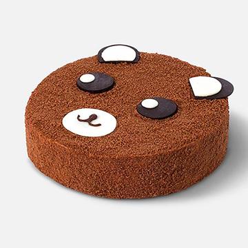PIPA 熊蛋糕 8寸