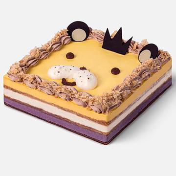 新狮子王奶油蛋糕 12寸