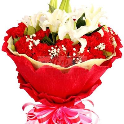 妈妈过生日应该送什么花?