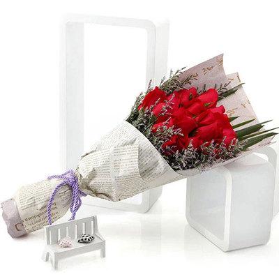 真的爱你 (红玫瑰  爱情 友情 生日 情人 七夕 朋友 圣诞)