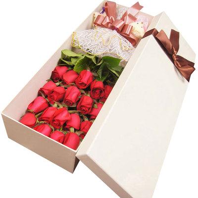 一生有你 (19 红玫瑰礼盒 爱情 情人 七夕 生日 圣诞)