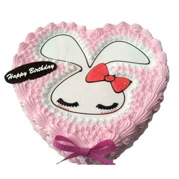 可爱米菲兔 8寸
