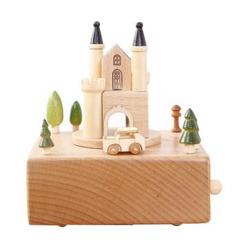 城堡八音盒