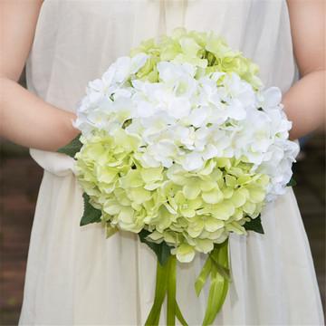 珠联璧合-新娘手捧花