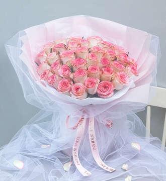 如花绽放-仙女纱款